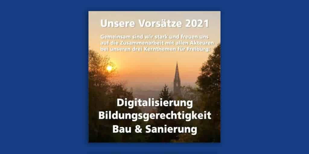 Unsere Vorsätze 2021