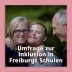 Umfrage zur Inklusion in Freiburgs Schulen
